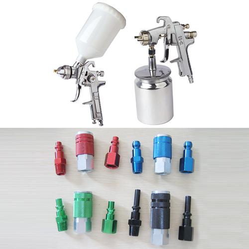 Spray Gun & Accessories