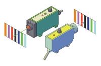 標點記號檢測光電開關