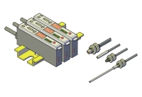 Fiber-Optic Photoelectric Switches