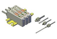 Fiber-Optic Photoelectric Switches
