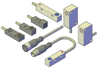 Extended-Range Small Proximity Switches