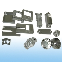 Precision Processed Metallic Parts