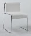 Iron Tubular Chair