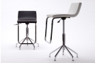Bar Stool w/Footrest