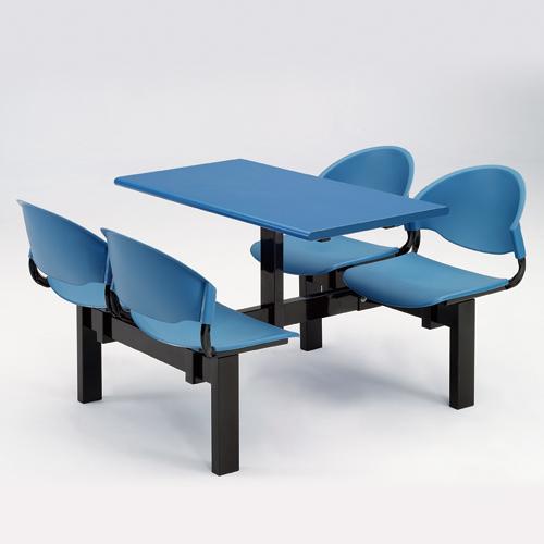 塑鋼速食桌