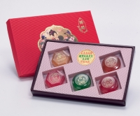 Refreshing Essence Oil-Added Soap Gift Box