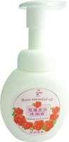Chinese Juniper & Rose Essence Oil-Added Facial-Cleansing Mousse