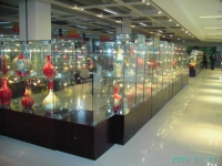 Cens.com 展厅呈现 上海草曷轩艺术陶瓷有限公司