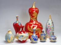 Top-grade Porcelain Liquor Bottles
