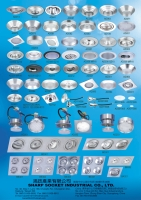 Cens.com Downlights SHARP SOCKET INDUSTRIAL CO., LTD.