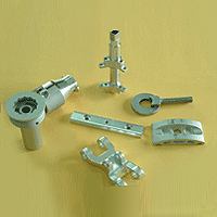 Specially aluminum alloy parts