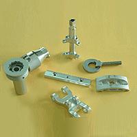 Specially aluminum alloy parts