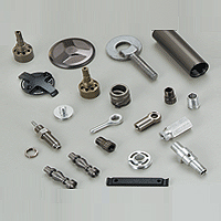 All kind of aluminum alloy parts