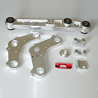 Forged die-cast parts