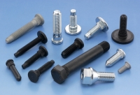Wheel Bolt, Knurled Bolt