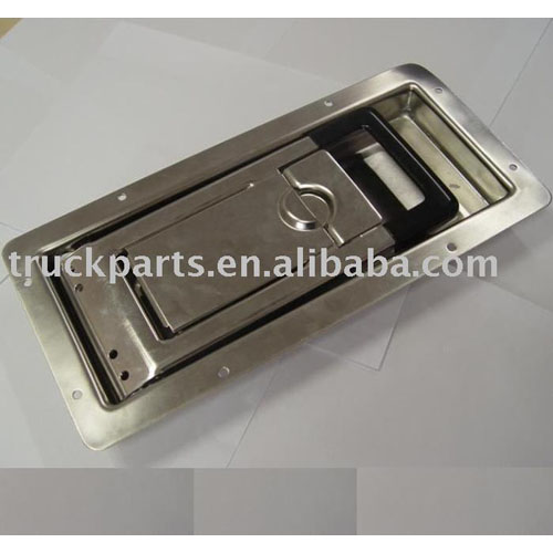 Stainless Steel Recessed Lock