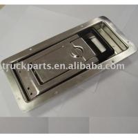 Stainless Steel Recessed Lock