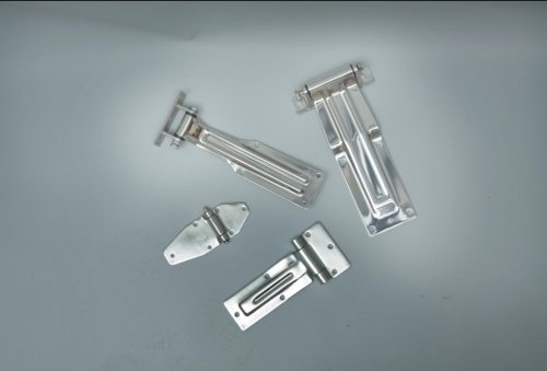 stainless trailer hinges