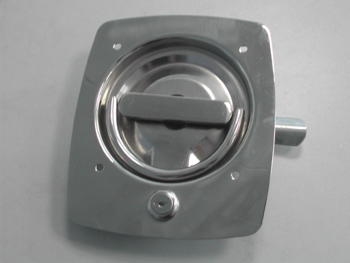 stainless steel trailer locks