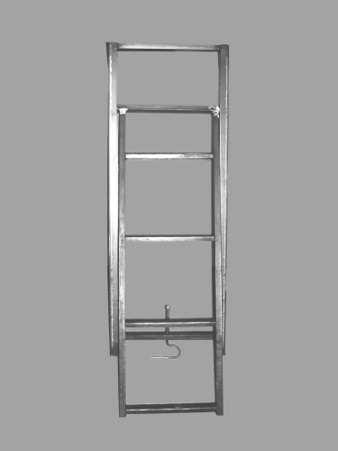 steel truck steps/ladders/folding steps