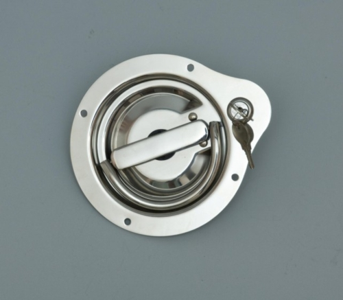 stainless steel D Ring handle