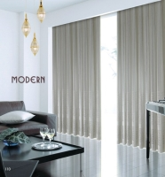 Flame Retardant Sheer Curtain