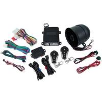 Car alarm with External Ultra sonic sensor (3 relays on Main unit PCB)