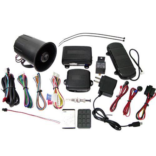 G.S.M Universal Upgrade car alarm system