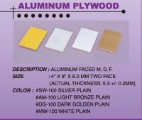 鋁箔貼中密度纤维板
