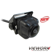 Horizontal 180 degrees Front /  Rear View Camera with OSD Guide Line