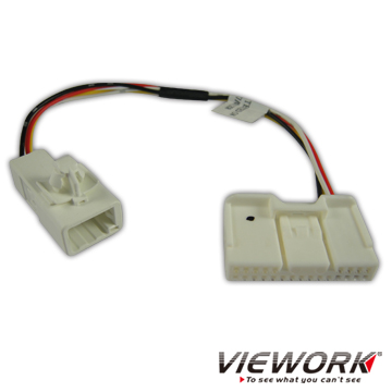Connecting Cable for Toyota Car Monitor