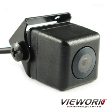 Mini square CCD rear view camera   SONY CCD sensor with OSD guide line selection