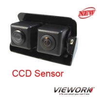 TWIN CCD Rear View Camera