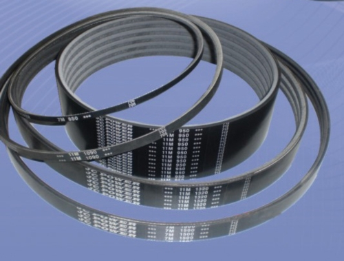 Multi-ribbed Rubber Belts