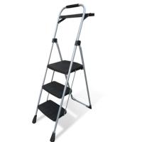 Household 3 Step Stool Ladder