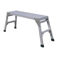 Aluminum Work Platform (Loading Capacity: 225lbs)