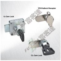 CL-Cam Lock~IL-Cam Lock~PR-Padlock Receptor
