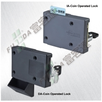 DA-Coin Operated Lock~IA-Coin Operated Lock