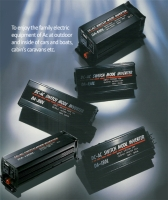 逆变器 & 不断电系统 - DC/AC Modified Sine Wave Power Inverter(DA Series)