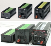 逆变器 & 不断电系统 - DC/AC Pure Sine Wave Power Inverter(PI Series)