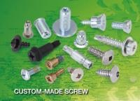 custom-made screw