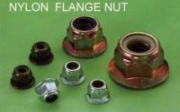 NYLON  FLANGE NUT