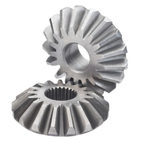 Straight Bevel Gears