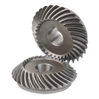Spiral Bevel Gears