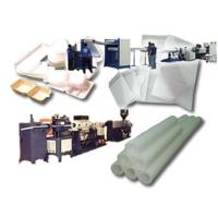 Plastic Foam Making Machines
