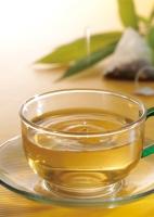 Golden Japanese Green Tea