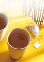 Heavy-roasted, Brown Rice Green Tea