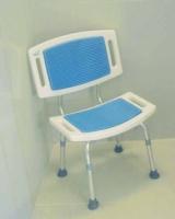 有靠背浴室安全座椅