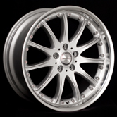 Cens.com Light Weight Aluminum Alloy Wheel 捷平国际有限公司