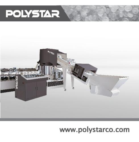 Plastic Recycling Machine Taiwan